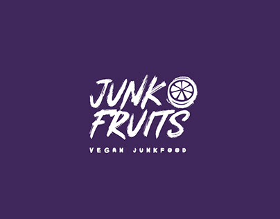 JunkFruits - Website, Packaging, Identity