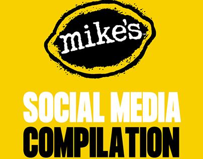 MIKES HARD LEMONADE - Social Compilation