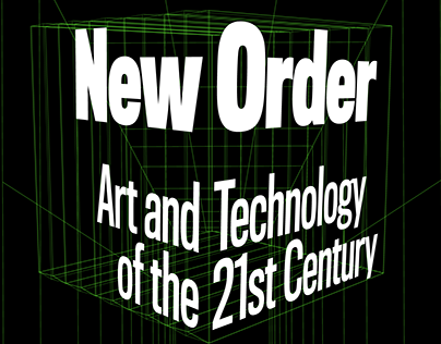 MoMA New Order Poster