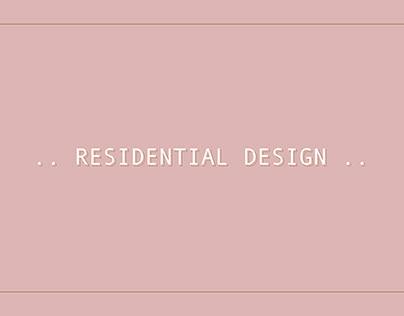 RESIDENTIAL DESIGN / KARL LAGERFELD