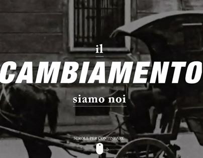 Poste Italiane Web Site