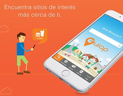 Guiap - App Design