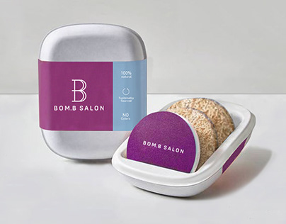Bom.B Salon local community branding