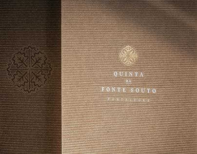 Quinta da Fonte Souto — Packaging