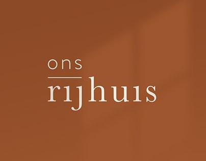 ons rijhuis - logo