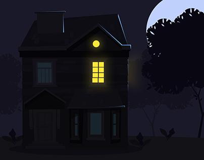Designer at Night Mode
