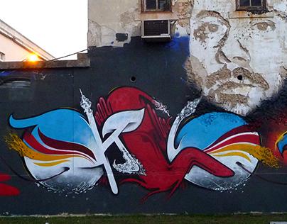 Lisbon Graffiti 2013