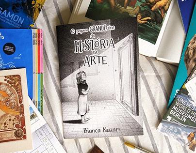Zine História da Arte (publicação autoral)