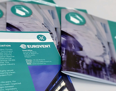 Eurovent Brochure Design