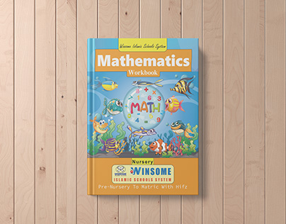 Nursery Mathematics Workbook Hardcover