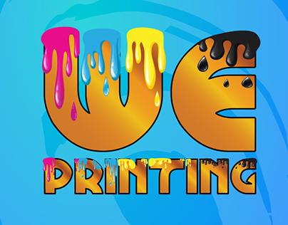 we printing logo