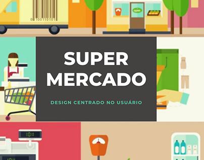 UI/UX Design   Supermercado