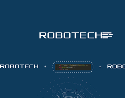 Robotech Logo & Charachter