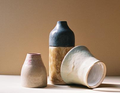 Modular Vase collab w/ Jeremy Bellina