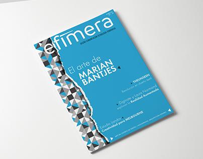 Diseño Editorial - Revista