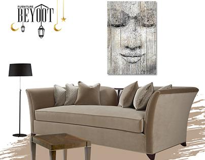 Beyoot Furniture Social Posts