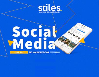 Social Media - Big House Eventos