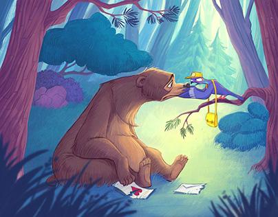 Bear Up!