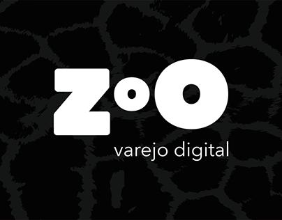Zoo Varejo Digital logo animation