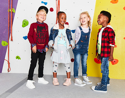 Woolworths AW18 Kids Fashion