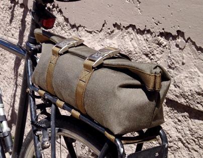 Rear Rack Rolltop Bag