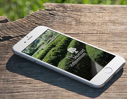 Morton Arboretum iOS App