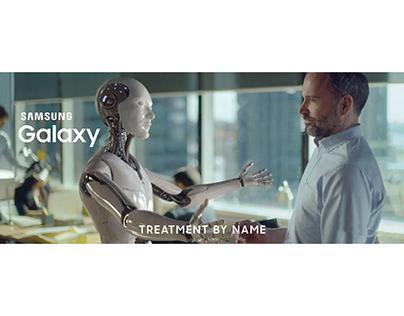 Samsung | Director's Treatment