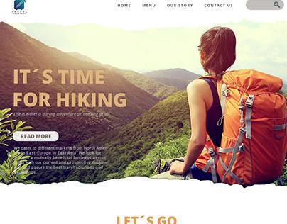 Webpage Design UI