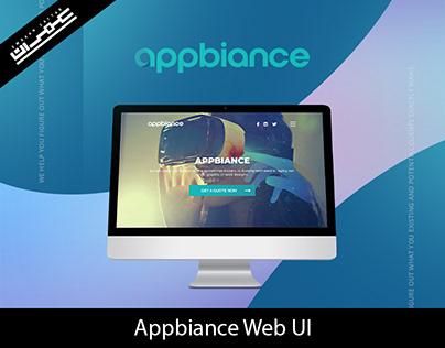 Appbiance Web UI