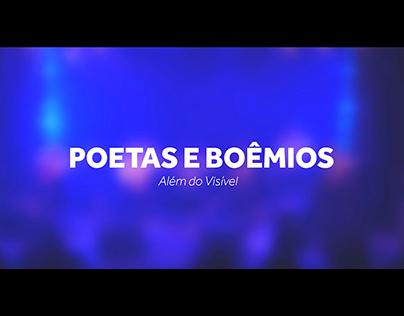 Plugged Live - Poetas e Boêmios - Além do Visível