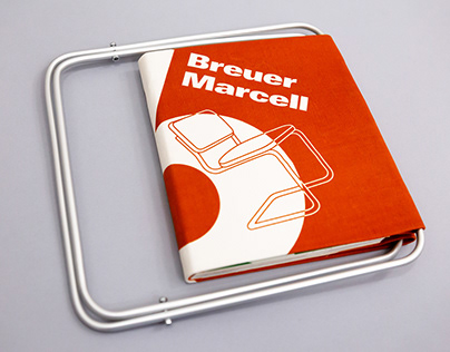 Book design about Breuer Marcel's chairs