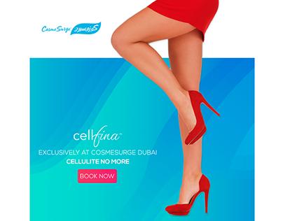 CosmeSurge :: Cosmetic Clinic Lead Generation Campaign