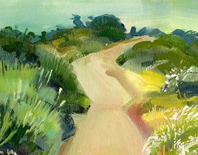 Laguna Paintings