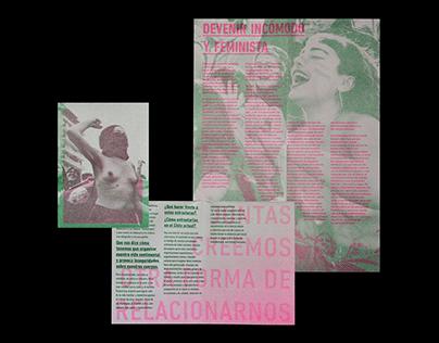 Pasquín #2 | Feminismo en Chile