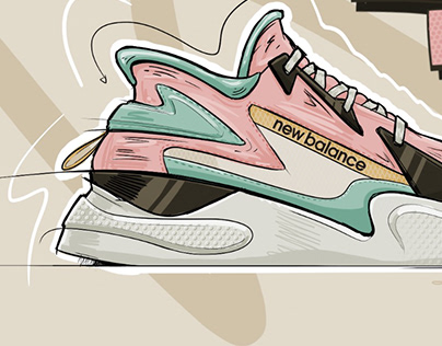Some Footwear Sketches