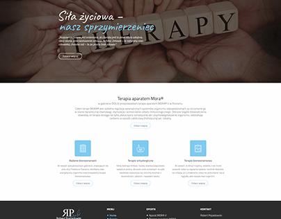 strona www - terapie dioliv