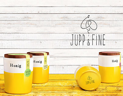 JUPP & FINE | Packaging Design