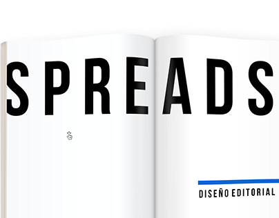SPREADS - Diseño Editorial