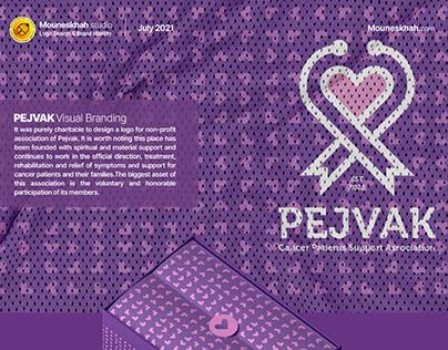 PEJVAK Logo and brand identity design