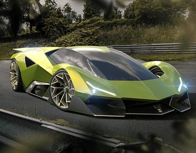 Lamborghini Matador
