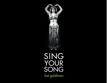 Kat Goldman CD package 2