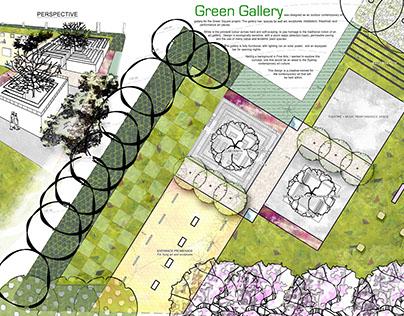 Landscape Design Drafting/Rendering