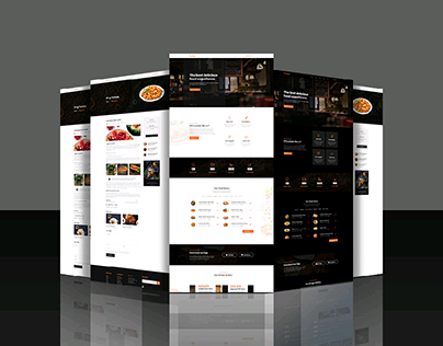 Awesome Restaurant - Food - Cafe Template