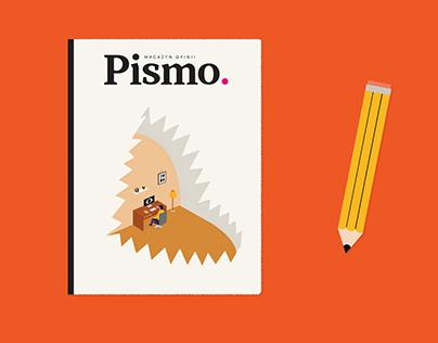 Pismo. | Editorial Illustrations | 19/20