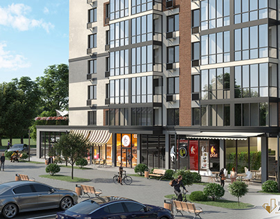 """Idilika Avenue"" residential complex"