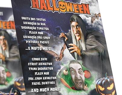 Halloween Zoomarine 2016