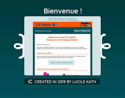 Emailing - Opérateur Mobile