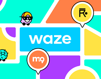 Waze Ads - Midia9 e Grupo Newland