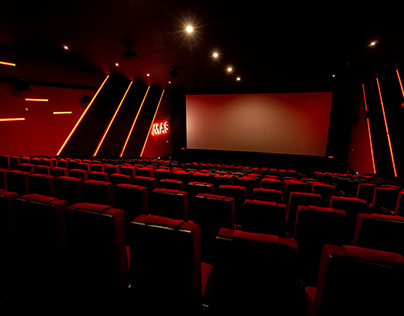 Cinema Theatre Interior Design