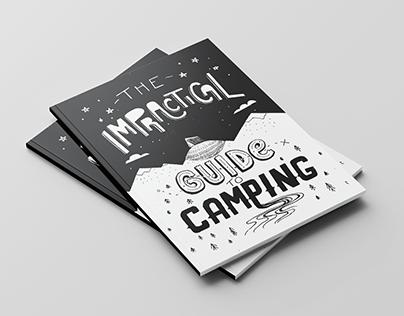 Camping Guide Illustrative Book